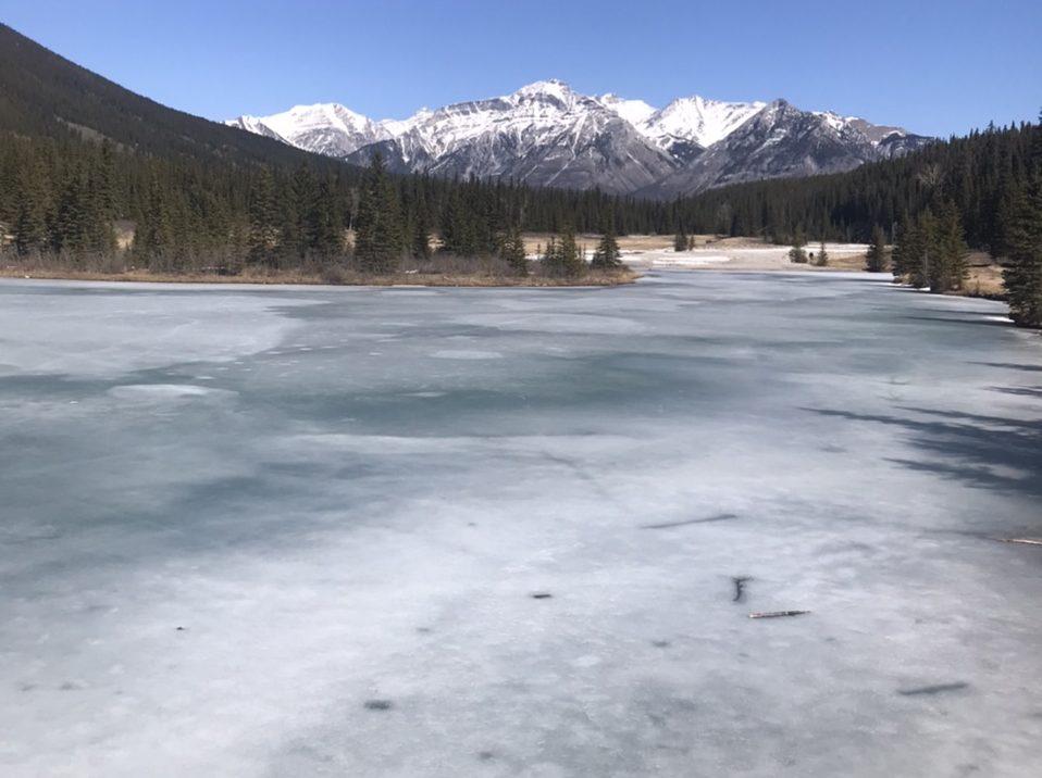Cascade Ponds Banff National