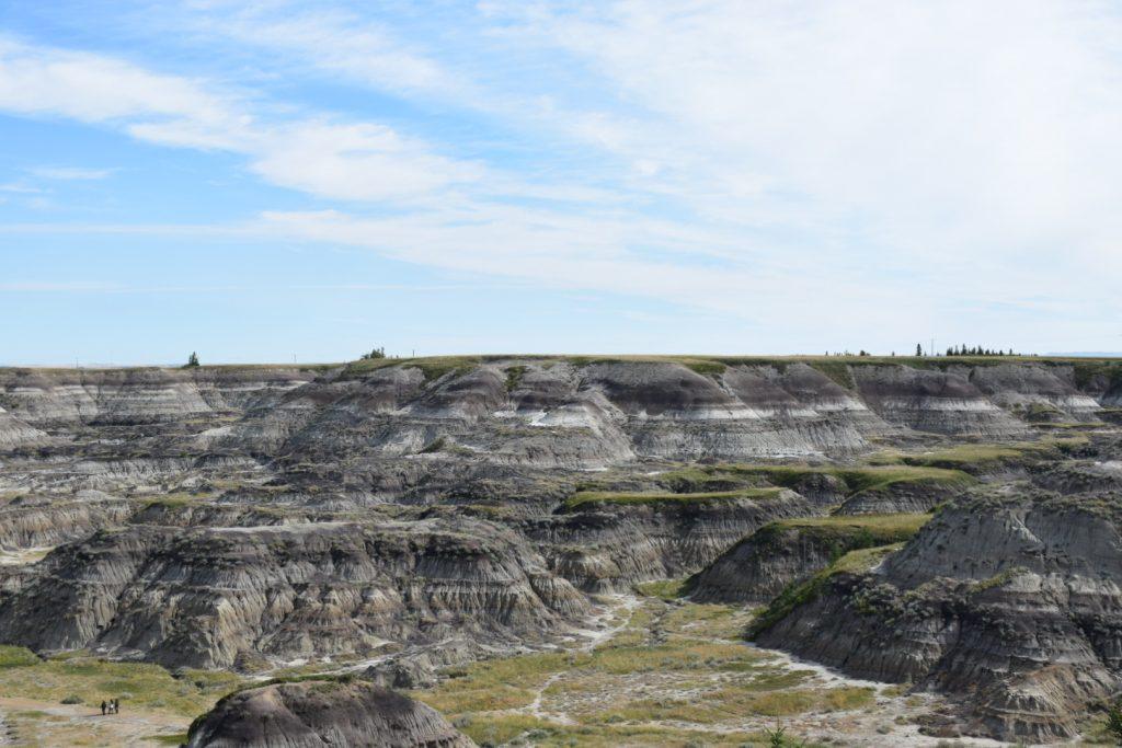 Horseshoe canyon, vie over than canyon